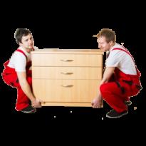 la sécurité avec des déménageurs expérimentés