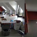vide apartement en Belgique